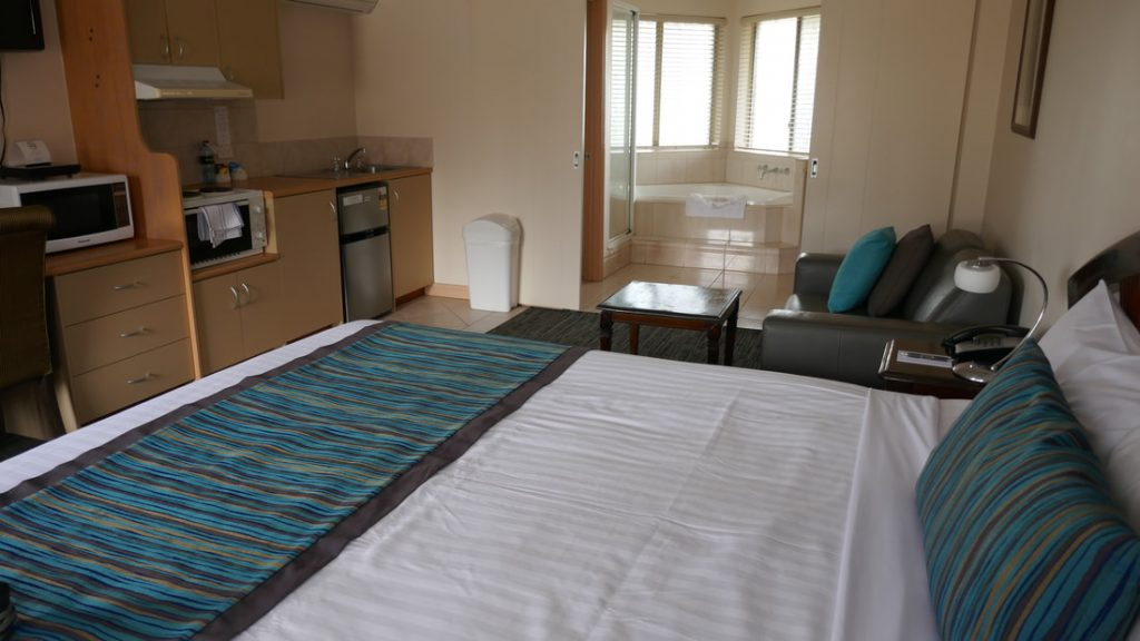 Quest Yelverton Kalgoorlie WA Bedroom
