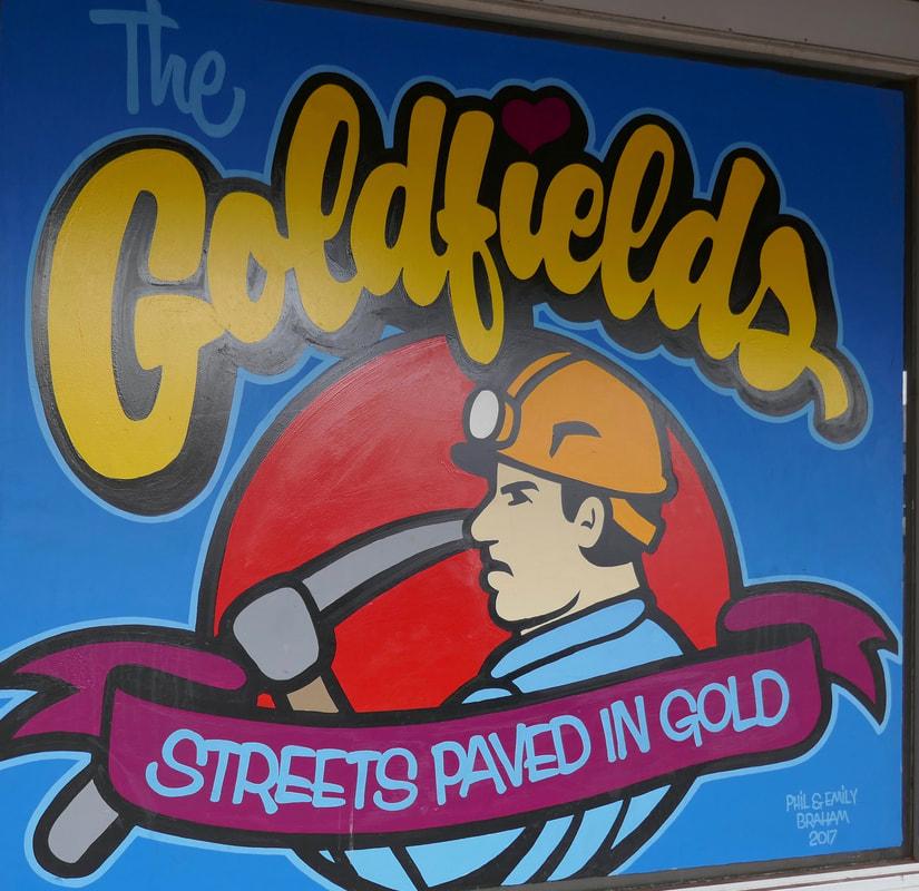#Driveyourselfwild WA Kalgoorlie Street Art