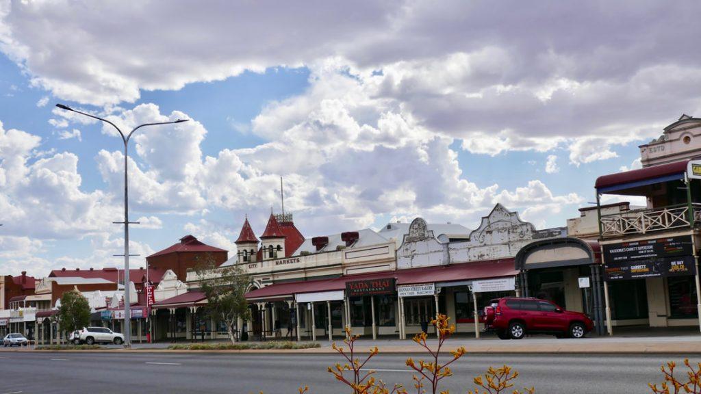 #Driveyourselfwild WA Downtown Kalgoorlie
