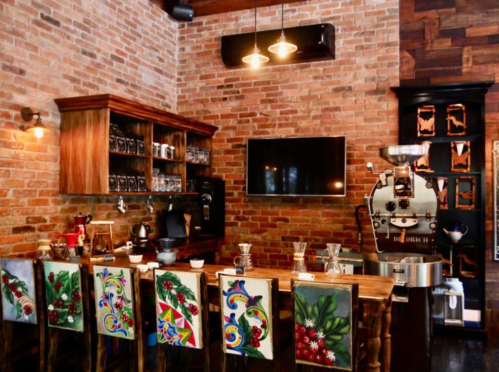 Nayara Resort Costa Rica Mi Cafecito Coffee Bar