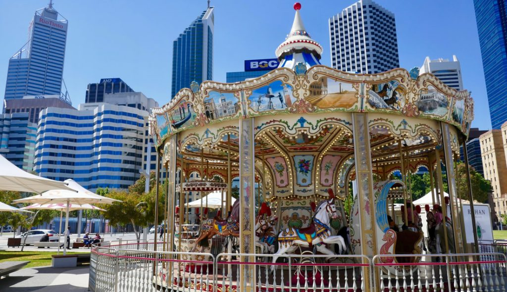 Polished Perth Carousel