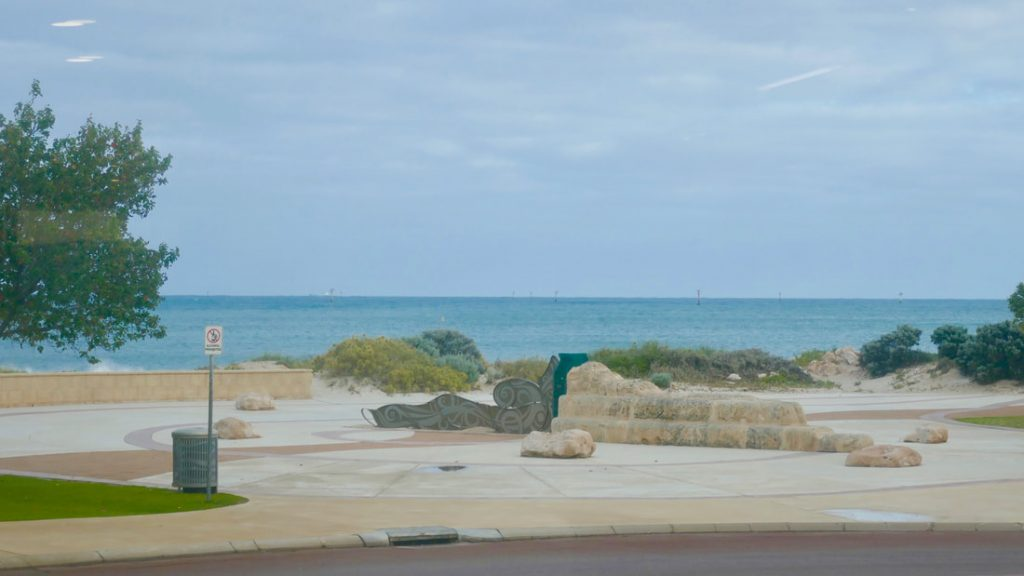 Ocean Centre Hotel Geraldton WA View