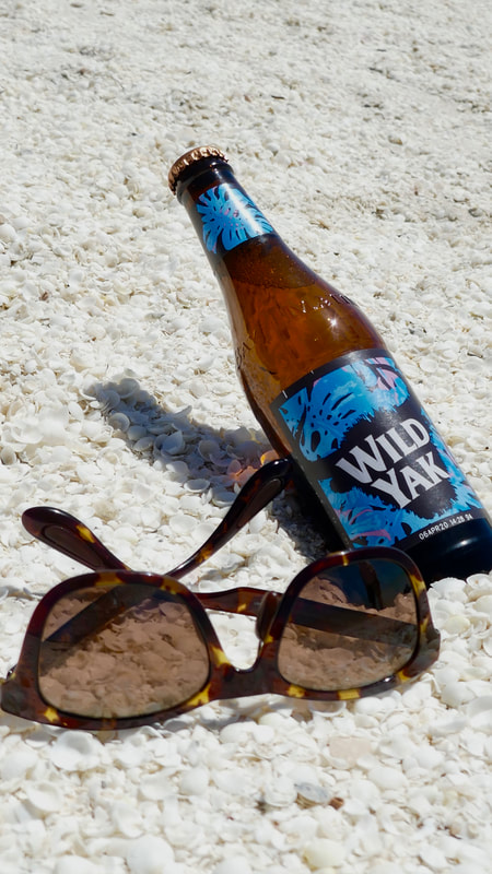Wild Yak Beer - Shell Beach WA