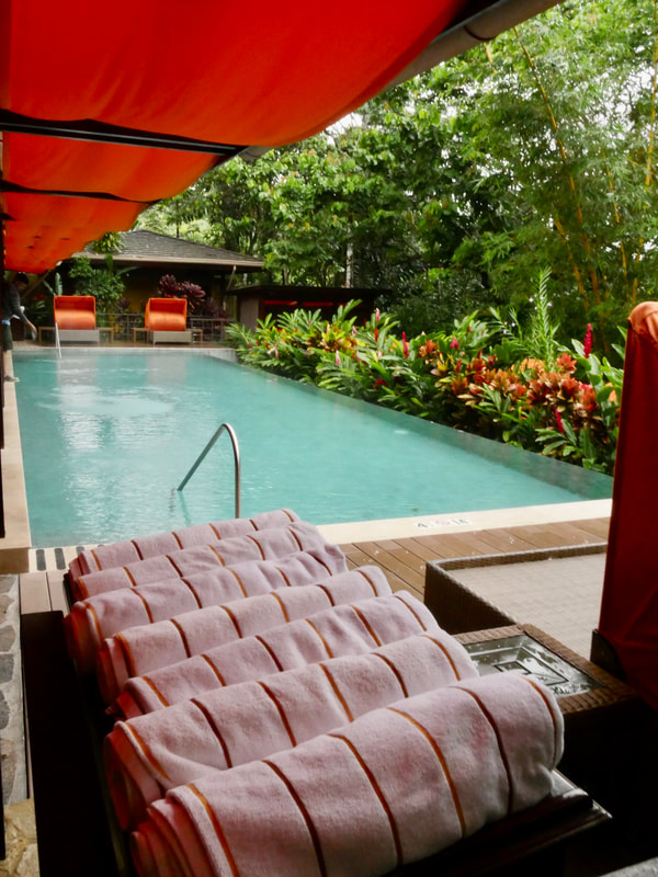 Nayara Resort Costa Rica Amor Loco Adults Only Pool