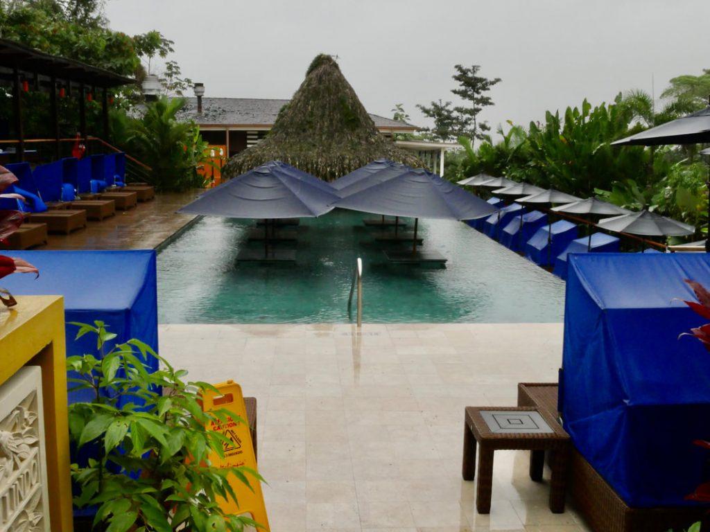 Nayara Resort Costa Rica Cielito Lindo Pool & Bar