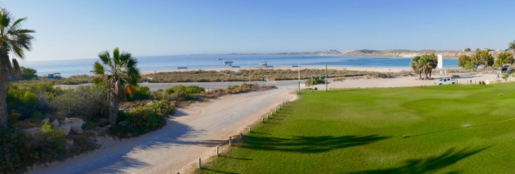 Ningaloo Reef Resort WA View