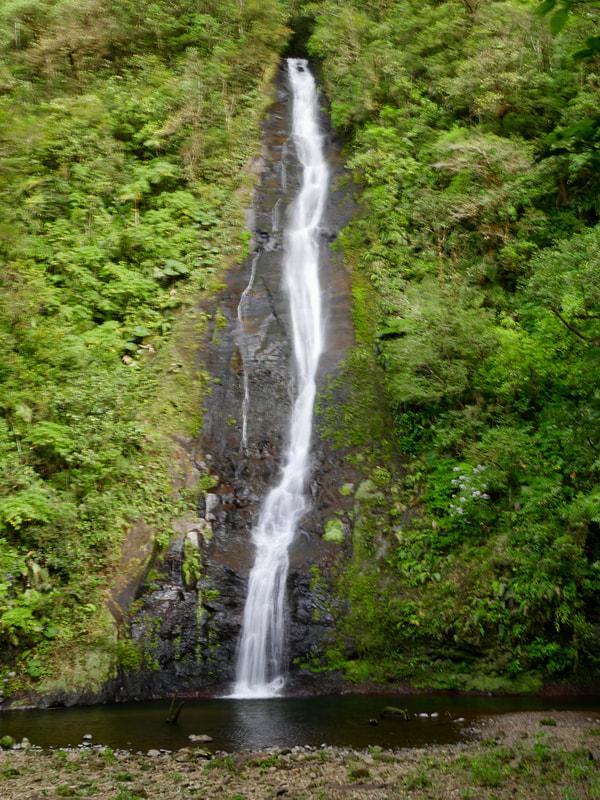 El Silencio Waterfall El Silencio Lodge Costa Rica