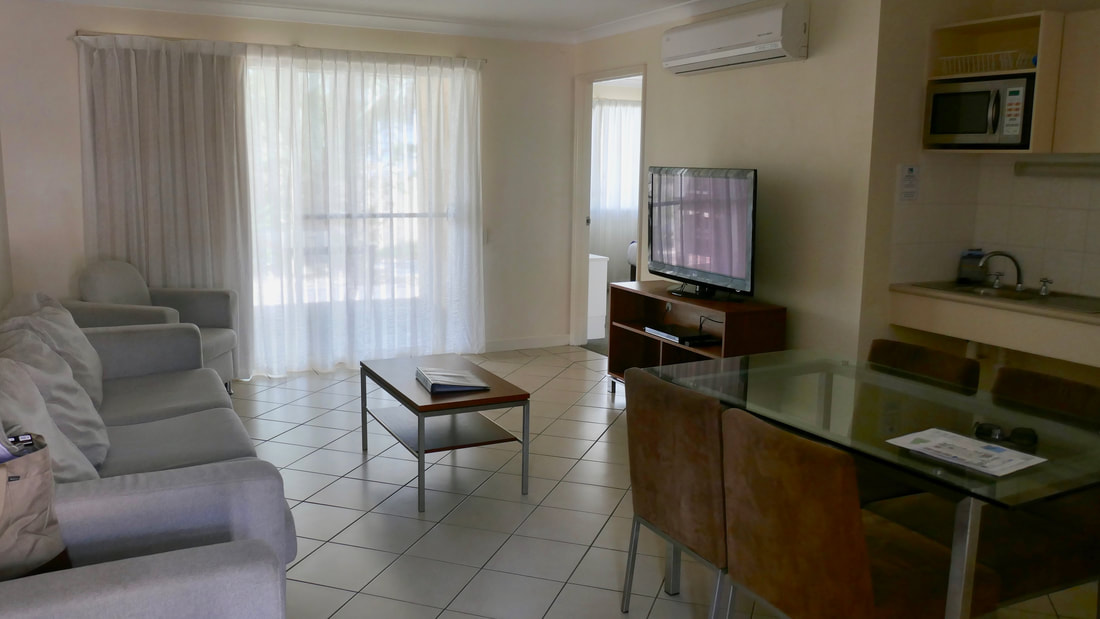Kalbarri Edge Resort WA Lounge