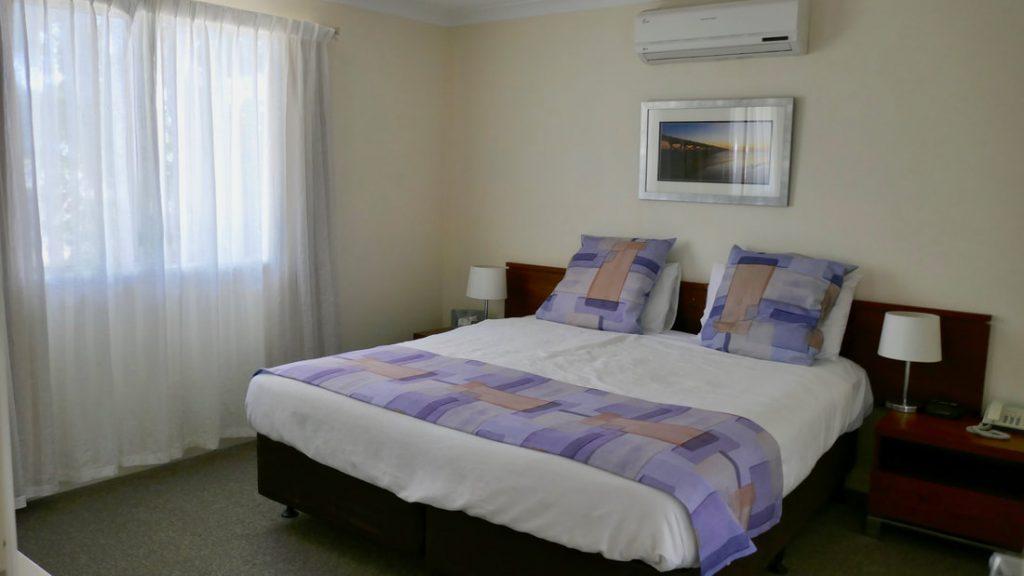 Kalbarri Edge Resort WA Bedroom