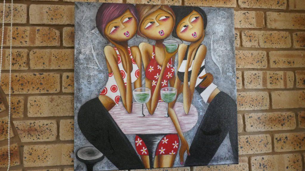 Pinnacles Edge Resort WA Artwork