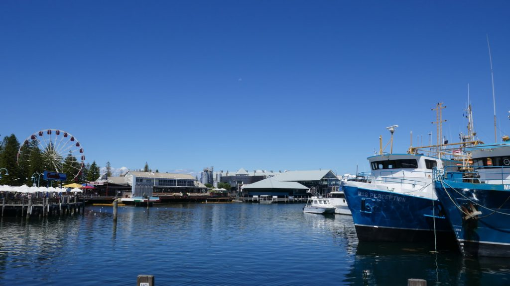 Return to Perth – Fremantle and Dining on top of the World