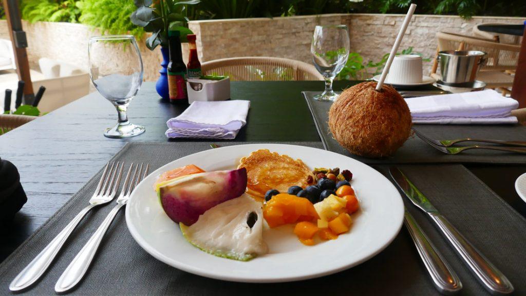 Nayara Resort Costa Rica Last Breakfast - Guanabana