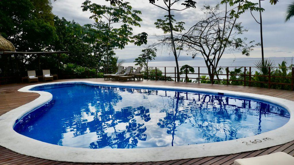 Lapa Rios Eco Lodge Costa Rica Pool