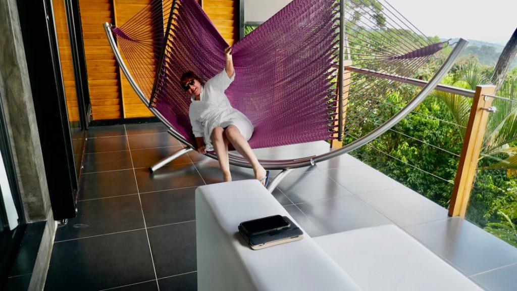 Kura Design Villas Uvita Costa Rica - Challenging Hammock