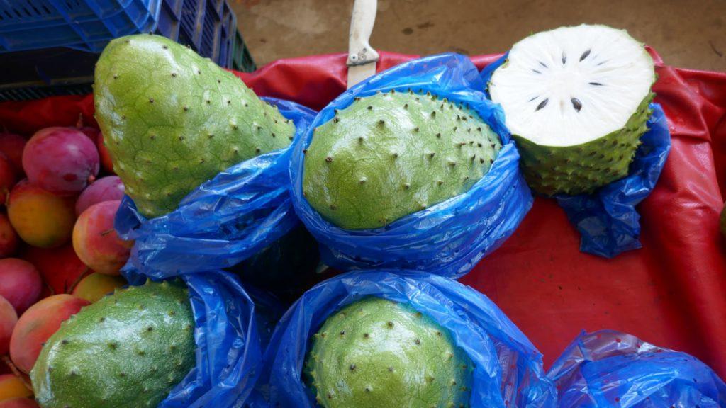 Nayara Resort Costa Rica - Guanabana Fruit