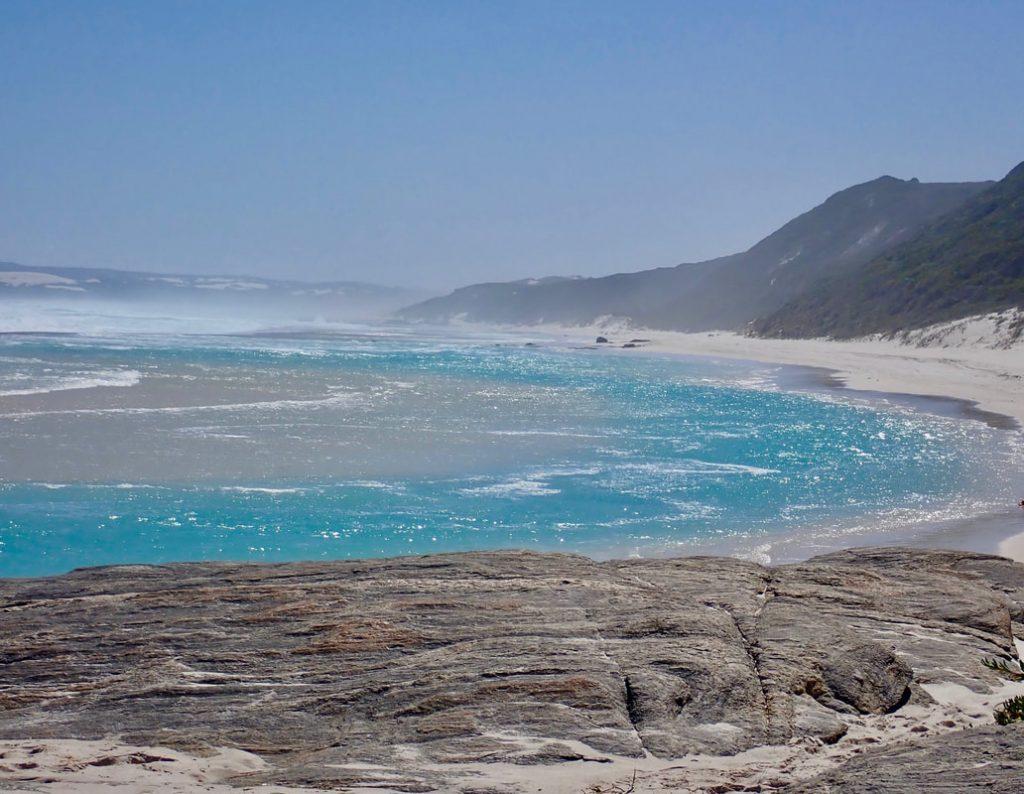 Eleven Mile Beach Great Ocean Drive WA