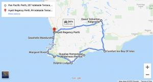 Western Australia – Finding Your Way Around