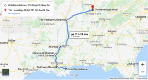 Heading to the Big Easy – Deep South USA Road Trip