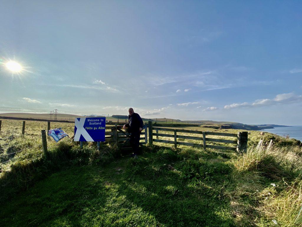 The Scottish Border - Berwick - Northumberland