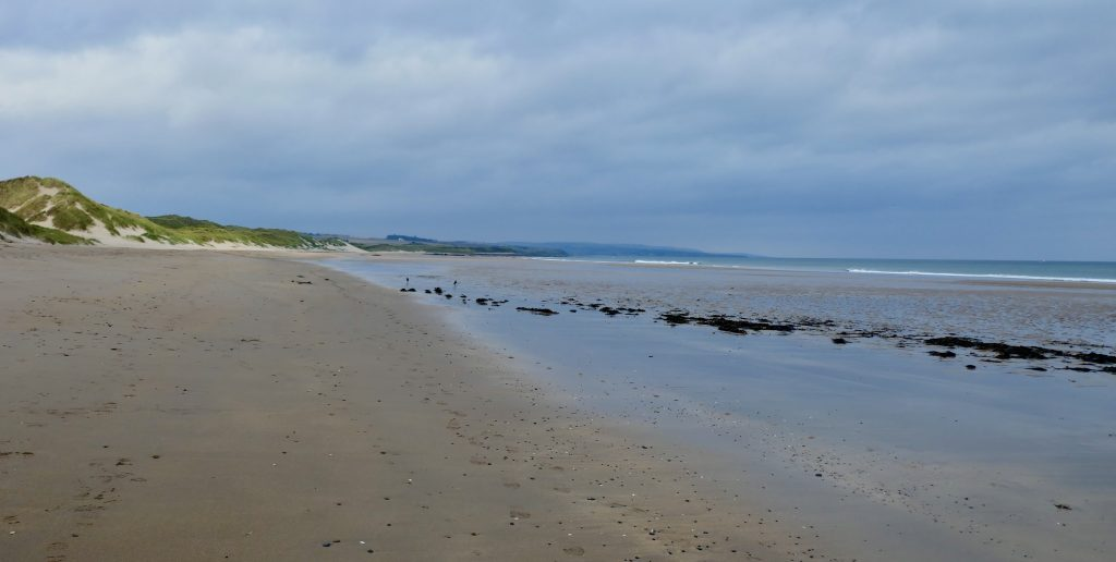 Gossick Beach Northumberland