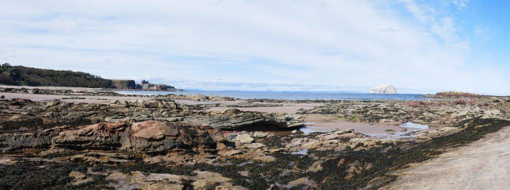 Seacliff Beach Northumberland