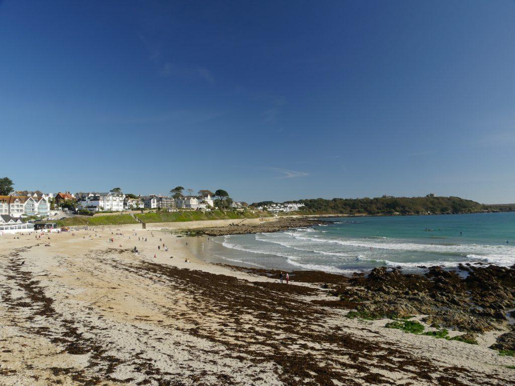 SW Cornwall - Falmouth Beaches