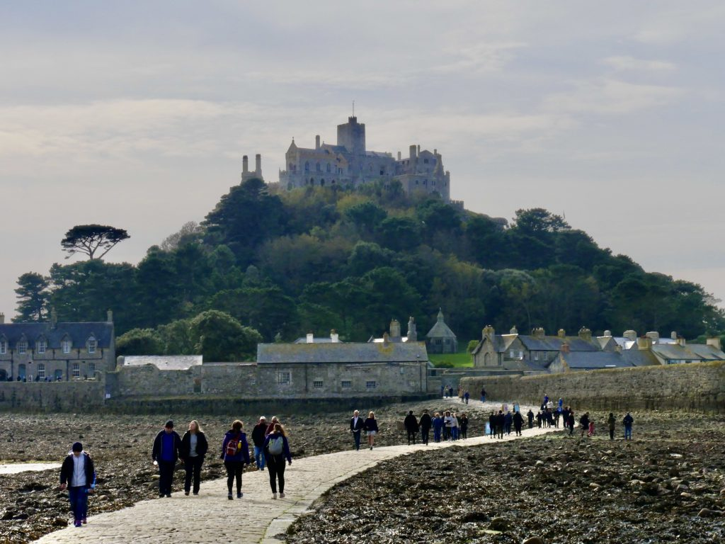 St. Michael's Mount and Causeway