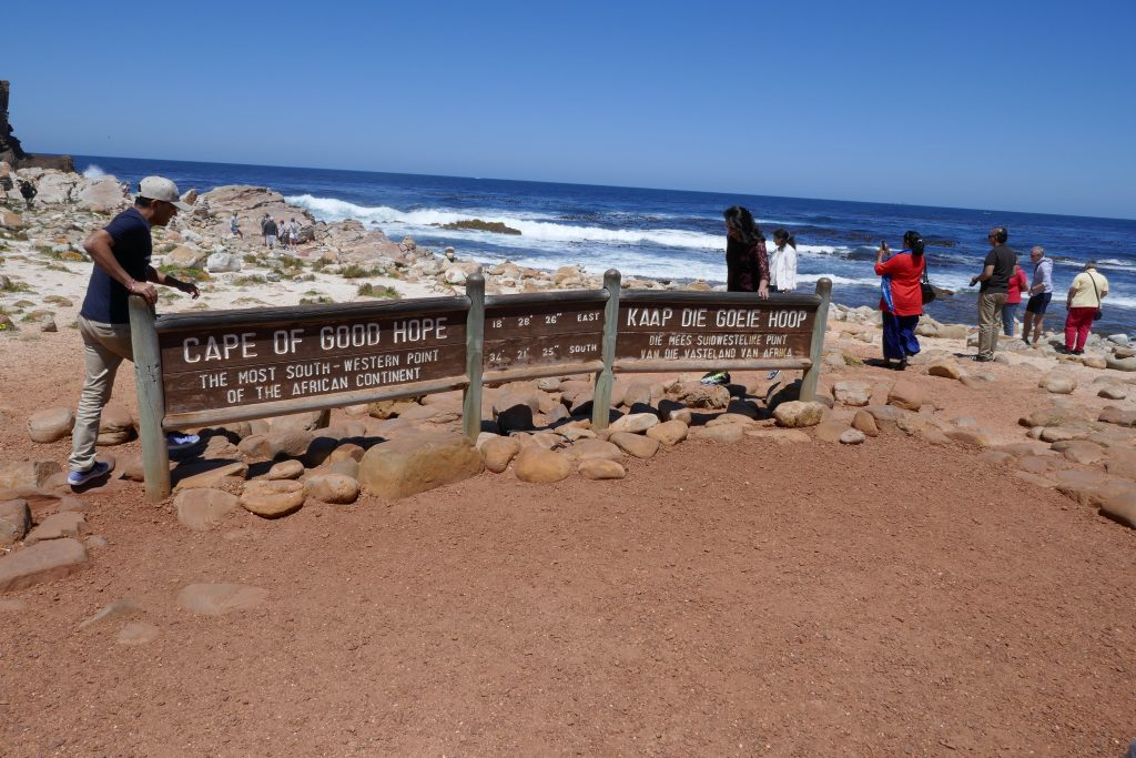 Peninsular Tour to the Penguins Cape of Good Hope