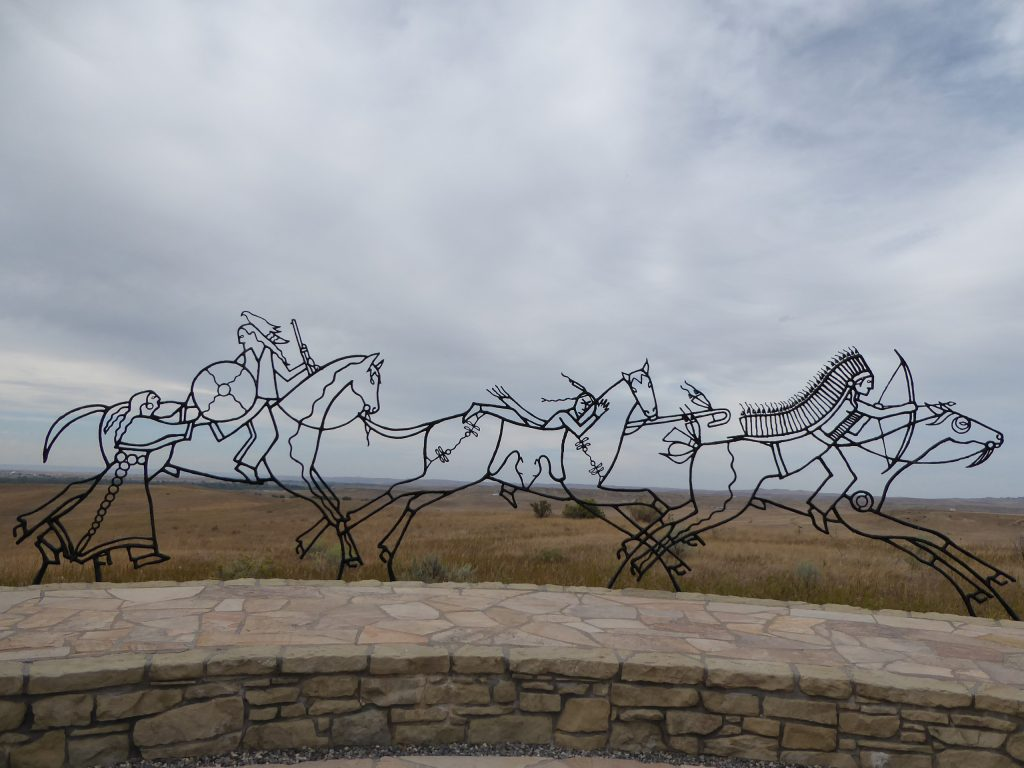 Battle of the Little Bighorn Indian Memorial