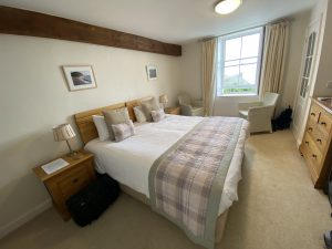 Read more about the article Accommodation Review – Manor House Hotel West Bexington