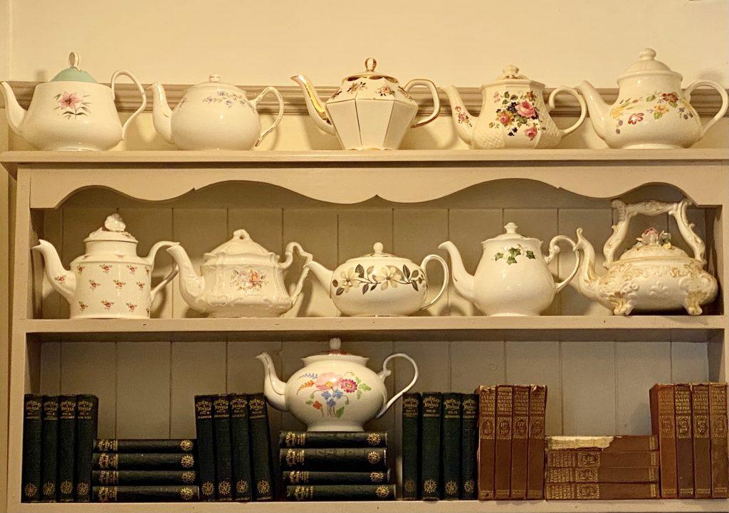 Jurassic Coast - Abbotsbury Old Schoolhouse Tea Rooms