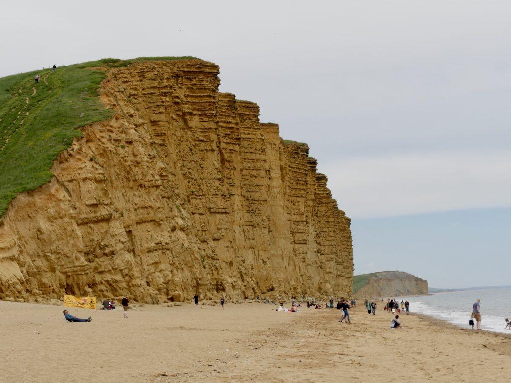 Jurassic Coast - West Bay