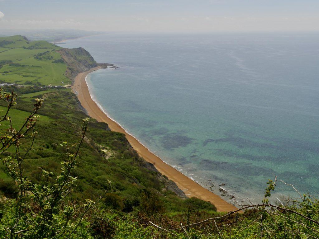 Jurassic Coast Chesil Beach