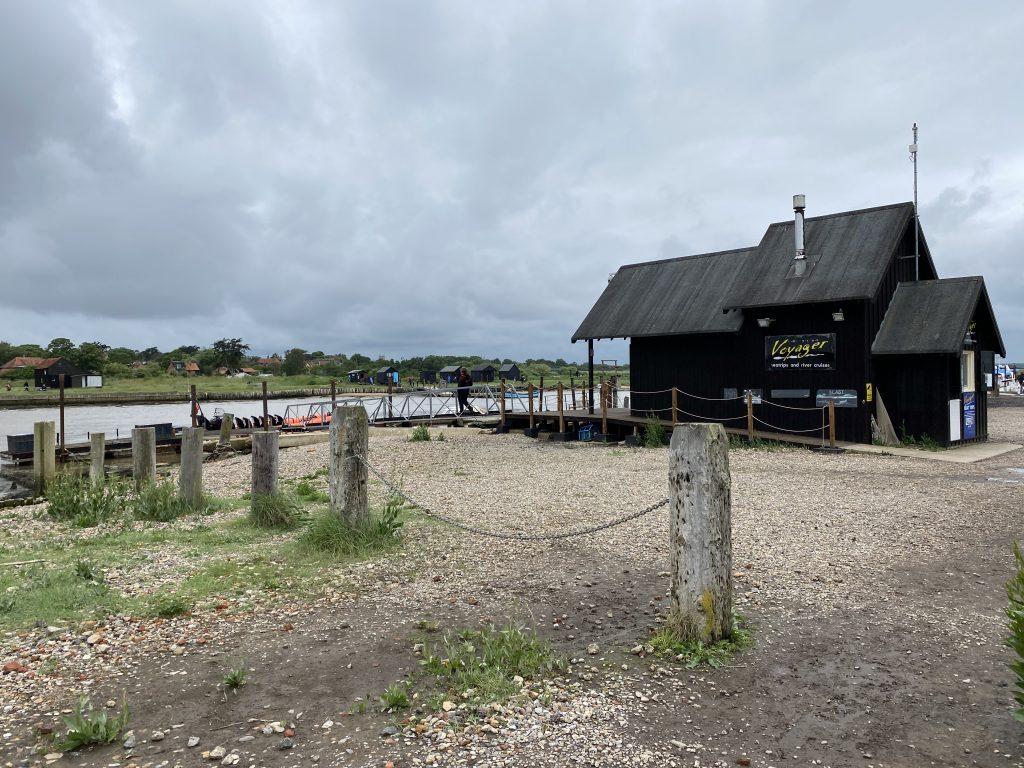 Suffolk Coastal Voyager