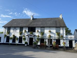 Read more about the article Accommodation Review – The King Arthur Hotel Reynoldston