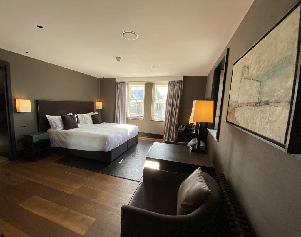 Twr y Felin Hotel - Bedroom (Room 115)