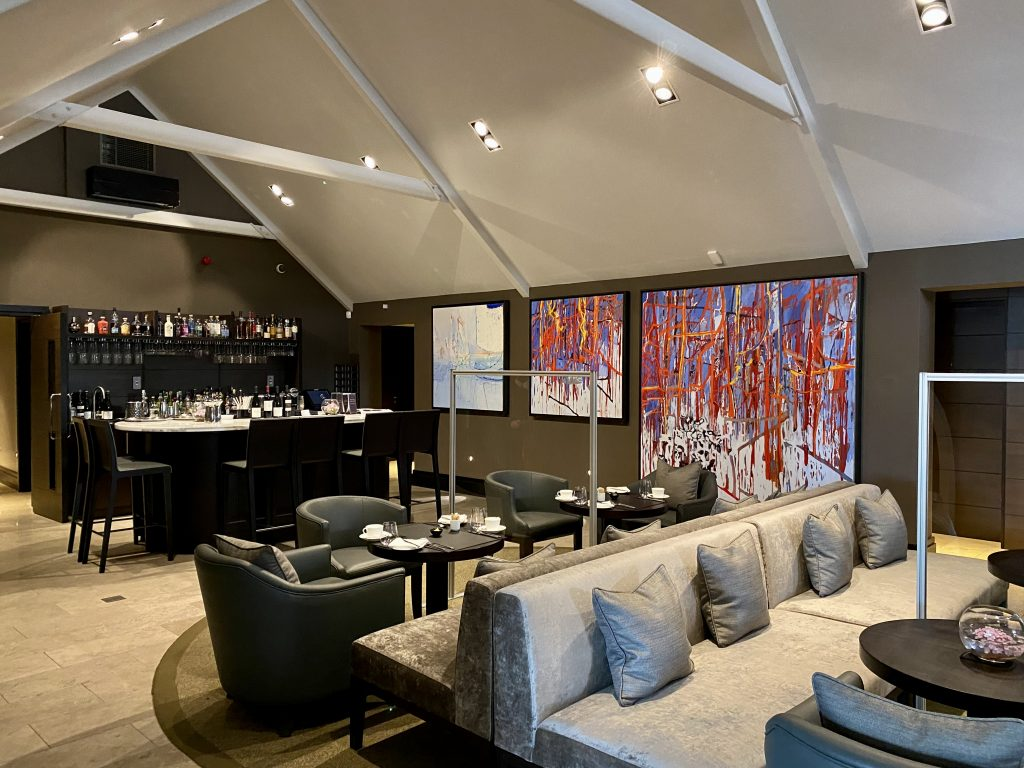 Twr y Felin Hotel - Blas Restaurant Bar