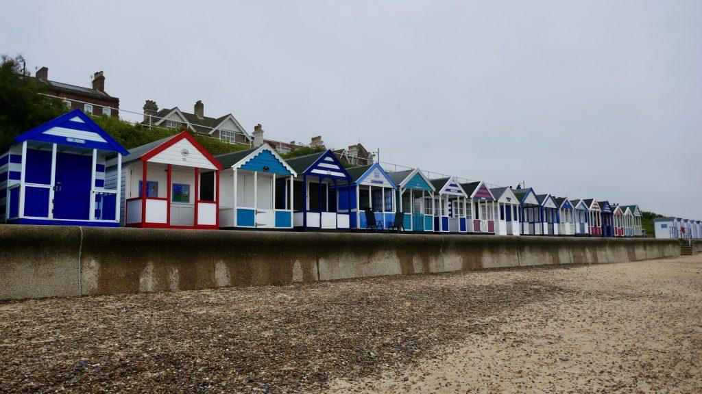 Suffolk Southwold Beach Huts