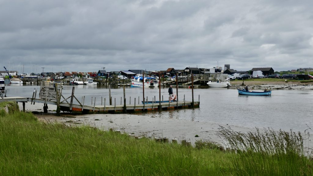 Suffolk Southwold Harbour