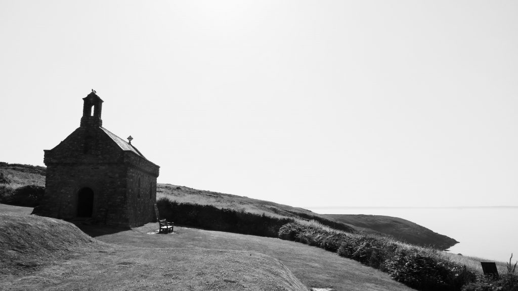 North Pembrokeshire Coast St. Non's Chapel