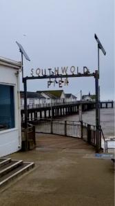 Suffolk Southwold Pier