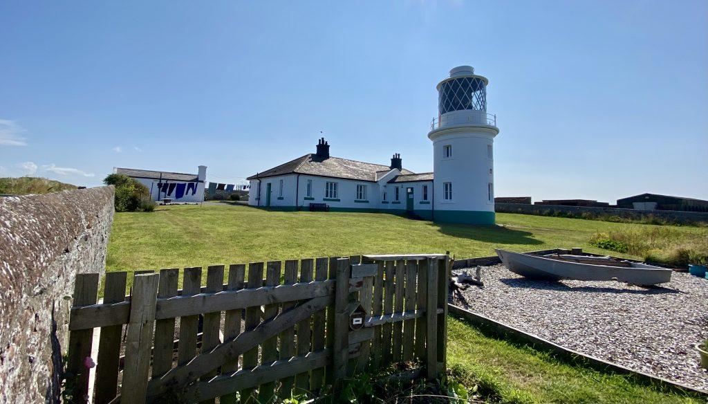 Saint Bees Head Lighthouse