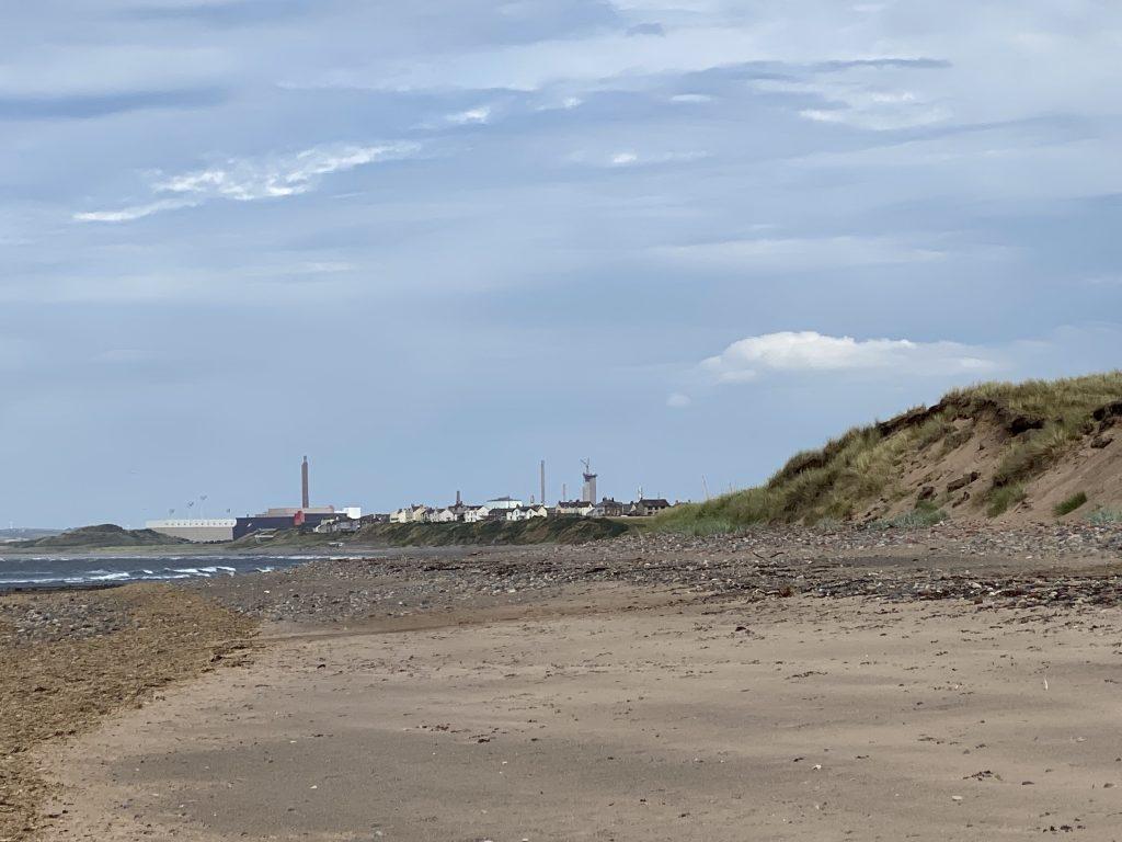 Wastwater Sellafield Power Station