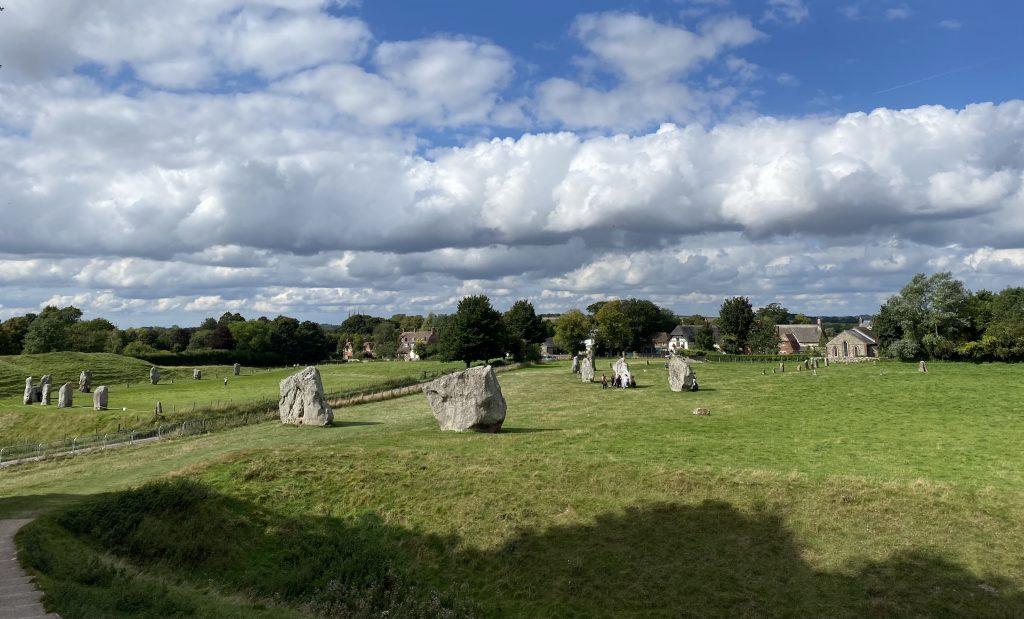 Wiltshire Avebury Stone Circle