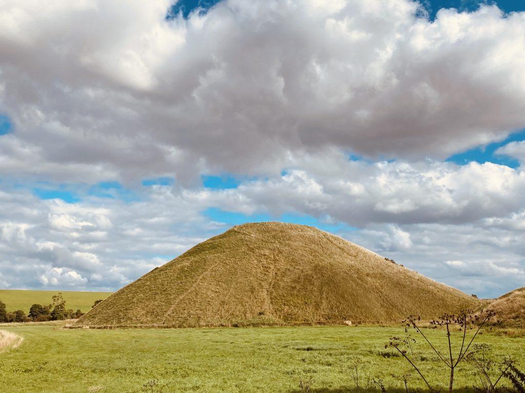 Wiltshire Silbury Hill