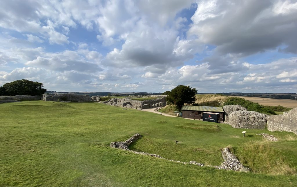 Wiltshire Old Sarum