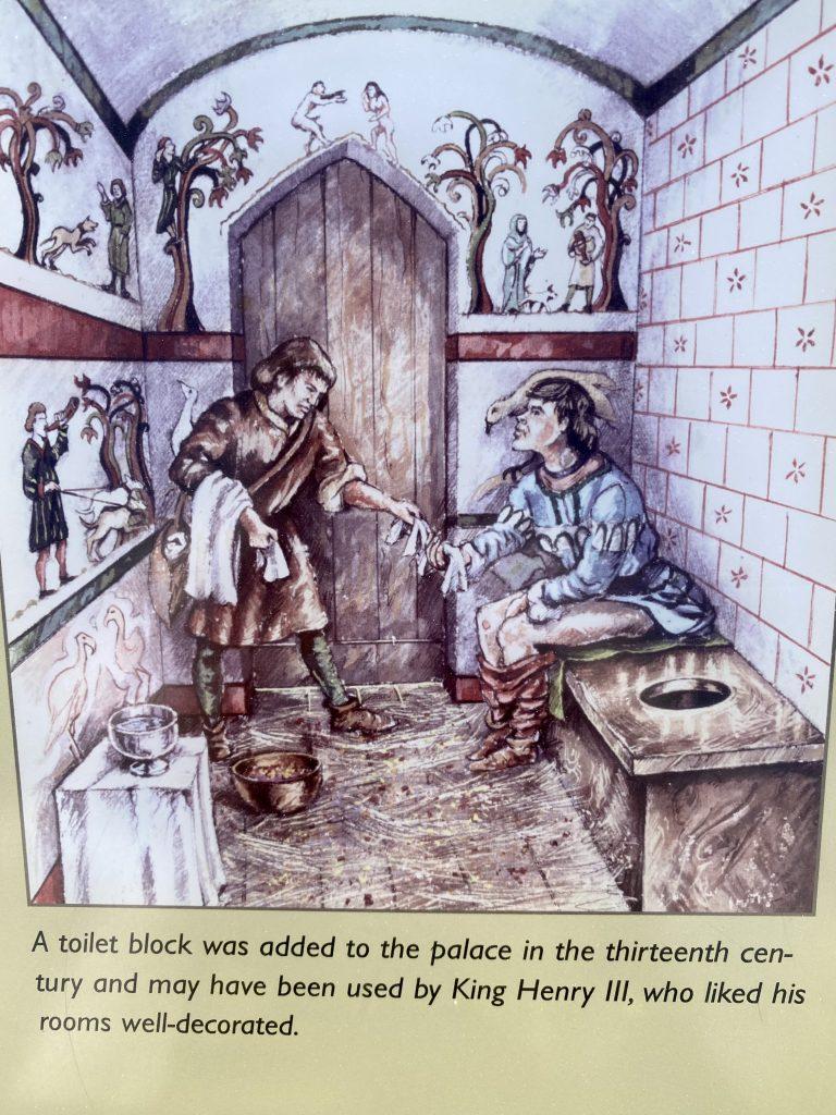 Wiltshire Old Sarum - Toilet Block