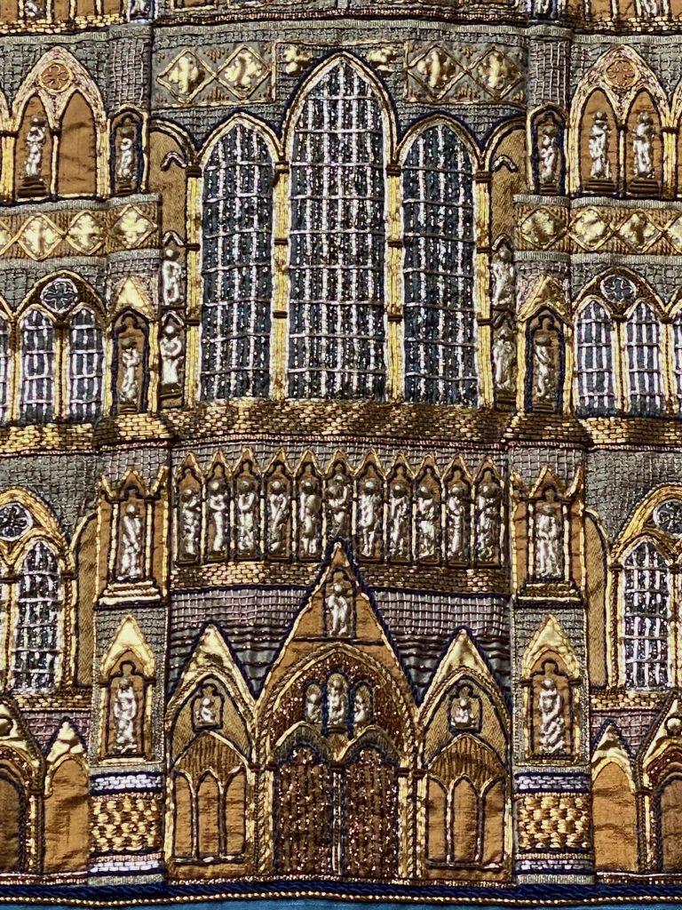 Salisbury Cathedral - Threads Through Creation