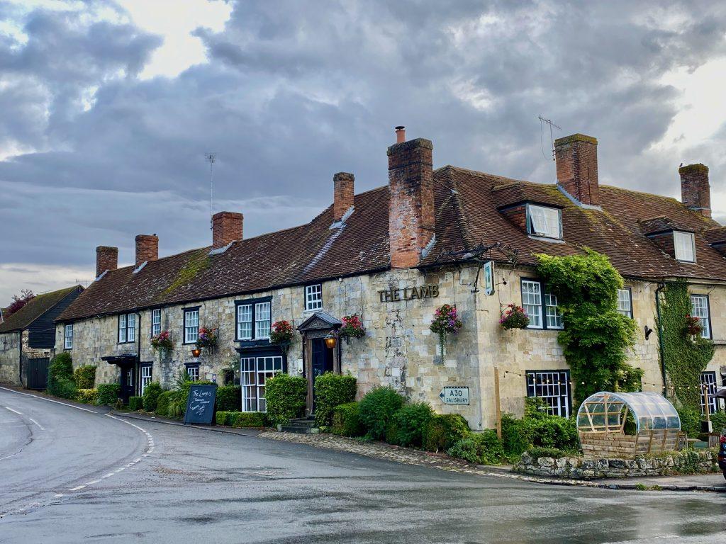 Wiltshire The Lamb Hindon