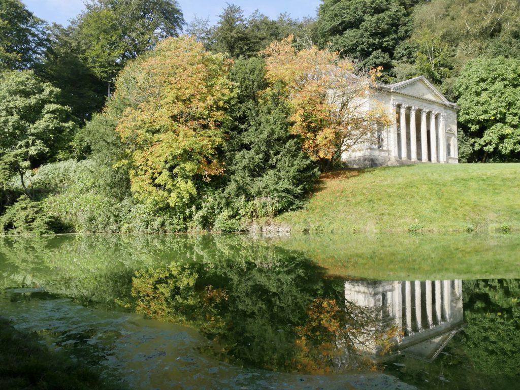 Salisbury Stourhead Autumn